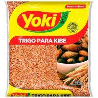 Trigo Para Kibe Yoki 500G - Cód. 7891095400751C12