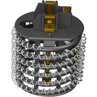 Resistencia Para Chuveiro Hydra Corona 4T Hydramax 5500W 127V - Cód. 7896650407916C10