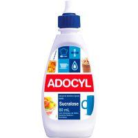 Adocante Adocyl Sucralose 80Ml - Cód. 7896094914070C12