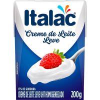 CREME DE LEITE ITALAC 200G TP - Cód. 7898080640222C24