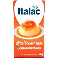 LEITE CONDENSADO ITALAC 395G TP - Cód. 7898080640437C27