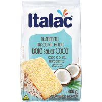 Mistura Para Bolo Italac 400G Coco - Cód. 7898080641571C12