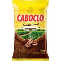 Cafe Caboclo 500G Almofada - Cód. 7896089011470C10