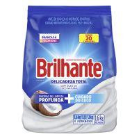 Detergente em Po Brilhante Sn 1,6Kg Sc Delicadeza - Cód. 7891150071179C7