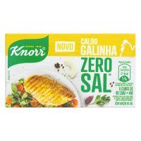 Caldo Knorr Galinha Zero Sal 48gr - Cód. 7891150072855C10