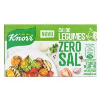 Caldo Knorr Legumes Zero Sal 48gr - Cód. 7891150072879C10