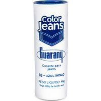 Corante Guarany Azul Indigo N18 40 G - Cód. 7891988038498C6
