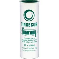 Corante Guarany Verde N20 40 g - Cód. 7891988040781C6