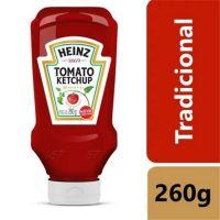 Catchup Heinz 260G - Cód. 7896102000382C16