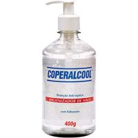 Gel Higienizador De Maos Coperalcool 400G - Cód. 7896090704460C12