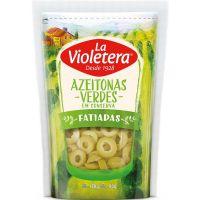 Azeitona La Violetera 80G Verde Fat Sc - Cód. 7891089440534C20