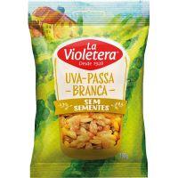 Fruta Natural Uva Passa La Violetera 100G Bca S/S - Cód. 7891089444136C15