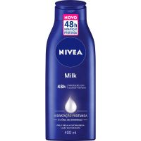 Locao Nivea 200Ml Milk - Cód. 4005808309436C24