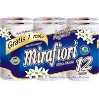 Papel Higienico Mirafiori 30M L12 P11 Neutro - Cód. 7896075300120C4