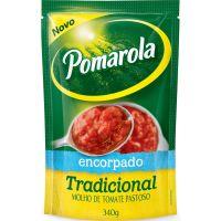 Molho Pomarola Encorpado 340g - Cód. 7896036097410C24