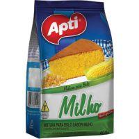Mistura Para Bolo Apti 400G Milho - Cód. 7896327511991C12