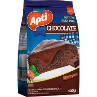 Mistura Para Bolo Apti 400G Chocolate - Cód. 7896327511984C12