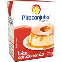 LEITE CONDENSADO PIRACANJUBA 270G - Cód. 7898215152019C27
