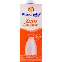 Leite Uht Piracanjuba 1L Zero Lactose - Cód. 7898215152811C12