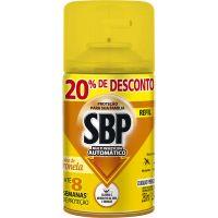 Inseticida Sbp 250Ml Automático Refil Promo Citronela - Cód. 7891035024177C6