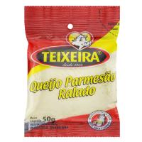 Queijo Ralado Teixeira 40G Trad - Cód. 7896066801148C25