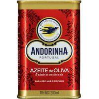 Azeite Andorinha 200Ml - Cód. 5601216110016C4
