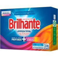 Detergente em Po Brilhante Sn 16Kg Cx Limpador Total - Cód. 7891150066687C9