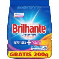 Detergente em Po Brilhante Sn 16Kg Pg14Kg Sc Limpador Total - Cód. 7891150069145C7