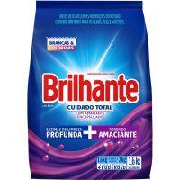 Detergente em Po Brilhante Sn 16Kg Sc Cuidado Total - Cód. 7891150066663C7