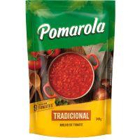 Molho Pomarola Tradicional 340g - Cód. 7896036095904C24
