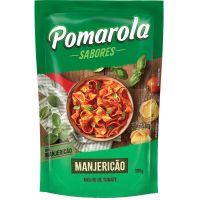 Molho de Tomate Pomarola Caseiro Manjericao 300G - Cód. 7896036096079C24