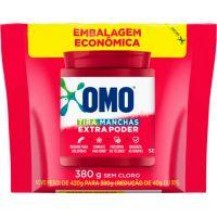 Tira Manchas Omo Extpoder 2X380G Prom Rcolorsc - Cód. 7891150067196C6