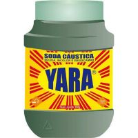SODA CAUSTICA YARA 480G POTE - Cód. 7898099001359C12