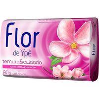 Sabonete em Barra Flor Ype Suave Ternura Rosa 90G - Cód. 7896098900482C12