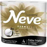 Papel Higienico Neve 4X20M Ftsupreme - Cód. 7891172422607C16