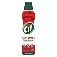 Limpador Cif Perfumes Envolvente 450Ml - Cód. 7891150071544C12