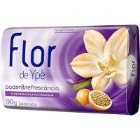 Sabonete em Barra Flor Ype Suave Poder Lilas 90G - Cód. 7896098900499C12