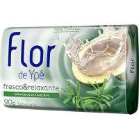 Sabonete em Barra Flor Ype Suave Frescor Verde 90G - Cód. 7896098900468C72