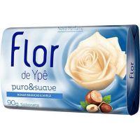 Sabonete em Barra Flor Ype Suave Beleza Branco 90G - Cód. 7896098900451C72