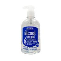 Alcool em Gel Farmax 70° 430G - Cód. 7896902205635C3