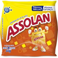 La de Aco Assolan 8Un - Cód. 7896090122707C14