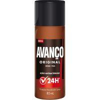 Desodorante em Spray Masculino Avanco Original 85Ml - Cód. 7891350033663C12