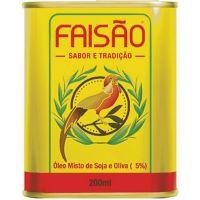 Oleo Composto Faisao 200Ml - Cód. 7896760901717C24