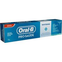 Creme Dental Oral-B Pro Saude Whitening 70G - Cód. 7506195155318C24
