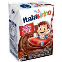 Achocolatado Liquido Italac 200Ml - Cód. 7898080640239C24