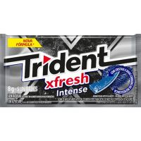 Chiclete Trident Fresh Intense 8G - Cód. 7895800911150C672