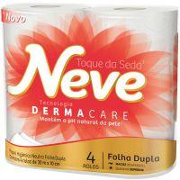 Papel Higienico Neve 4X30M Neutro - Cód. 7891172421174C16