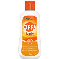 Repelente Off Family Locao 100Ml - Cód. 7894650079423C12