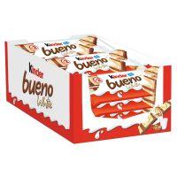 Chocolate Kinder Bueno White 39G - Cód. 80761761C90