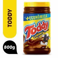 Achocolatado em Po Toddy Reforcado 800G - Cód. 7894321711478C12